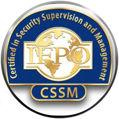 Picture of Certified in Security Supervision and Management Program